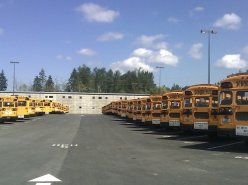 BPS - NSD Bus Parking Facility